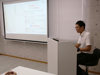 ITS部長による検索クエリ研修会