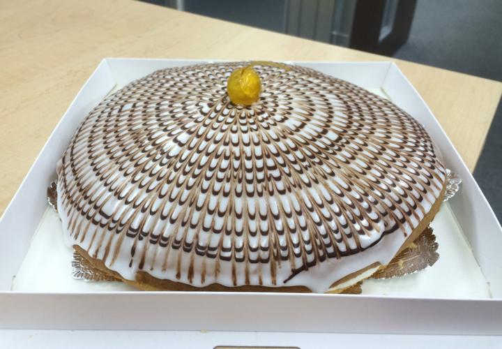 2.7.31新海さんのバースディケーキ