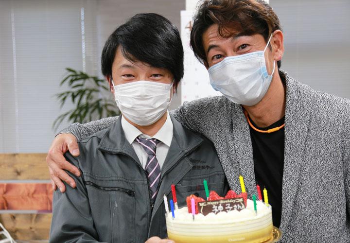 神子さんお誕生日おめでとうございます