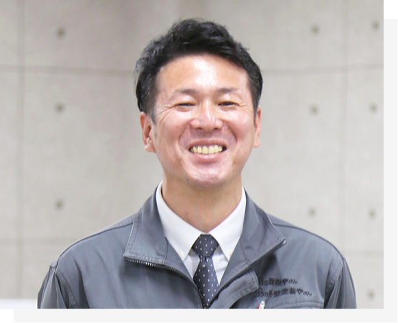 千葉中央支店長 リフォームアドバイザー 岡野篤