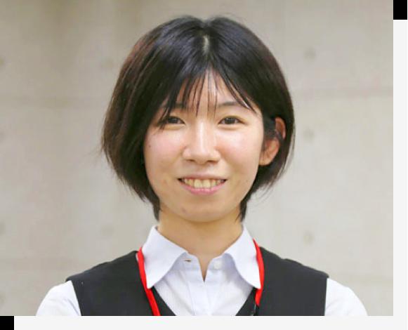 ITS事業部 川口葵