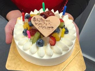 2021ケーキ