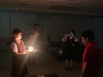 谷中さんお誕生日
